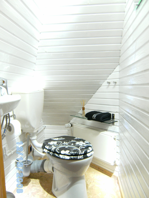 """Das """"neue"""" Gäste-WC"""